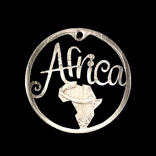 Africa & Map 1 1029