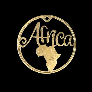 Africa & Map 2 1030
