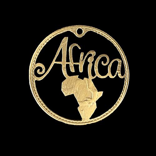 Africa & Map 2 1030